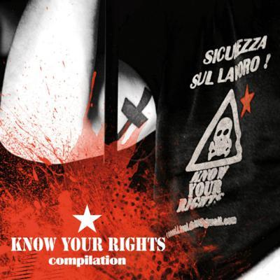 SICUREZZA SUL LAVORO  KNOW YOUR RIGHTS!