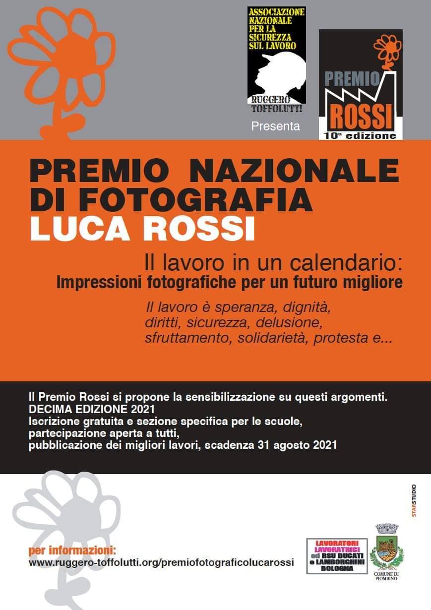 Decima edizione premio fotografico Luca Rossi